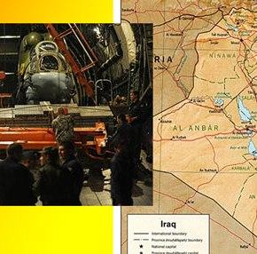 Αερογέφυρα μέσα στη νύχτα από Ρωσία στο Ιράκ – Στέλνουν επιθετικά Μil Mi-24 με Αn-124(Εικόνες)
