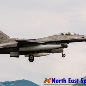 Η Ομάδα του F-16C Block 52+ «ΖΕΥΣ» άφησαν άφωνους τους Ολλανδούς(video)