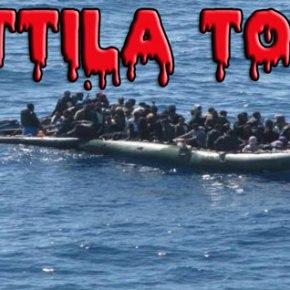 ΜΚΟ για τα «ανθρώπινα» δικαιώματα κατηγορούν την FRONTEX επειδή καταγράφει τουςλαθρομετανάστες