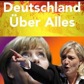Λεπέν προς Μέρκελ: «Δε βλέπεις την απελπισία στην ΕΕ; Αν συνεχίσεις έτσι έρχεταιέκρηξη»