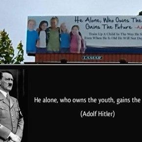 Σάλος από ρητό του Χίτλερ στην Αλαμπάμα τωνΗ.Π.Α!