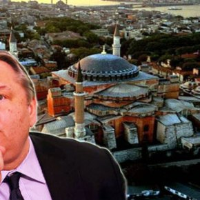 H «Χουριέτ» «πυροβολεί» Ερντογάν για την προσευχή στην Αγία Σοφία – Αγνοείται… δήλωσηΒενιζέλου