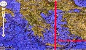 """Την διχοτόμηση του Αιγαίου δρομολογεί η Άγκυρα – Επιχειρεί να ξεπεράσει την """"κόκκινη γραμμή"""" του 25ου Μεσημβρινού «Τρελάθηκε το κοντέρ» των τουρκικώνπροκλήσεων"""