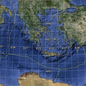 Γιατί η Ελλάδα κωλυσιεργεί στο ζήτημα της οριοθέτησης της ΑΟΖ με τηνΚύπρο;