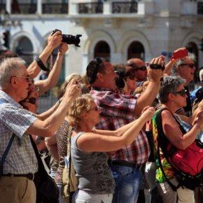 Τουρισμός: Γεμάτη η Αθήνα για πρώτη φορά μετά την Ολυμπιάδα Πληρότητα 100% καταγράφουν τα ξενοδοχεία της πρωτεύουσας δέκα χρόνιαμετά