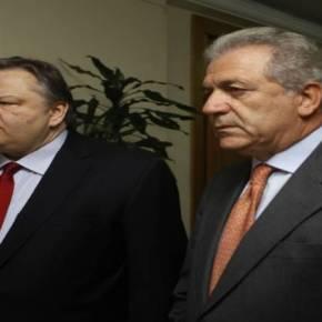 Προειδοποίηση Δ.Αβραμόπουλου προς Ε.Βενιζέλο: «Πήρες 8% και βάσει αυτού θα λάβεις κυβερνητικέςθέσεις»
