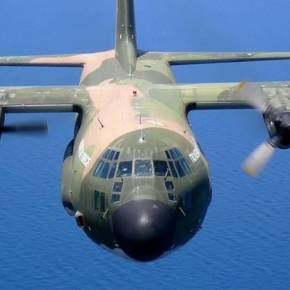 Καθηλωμένα τα C-27J ανολοκλήρωτο τα πρόγραμμα αναβάθμισης τωνC-130!