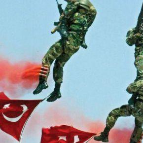 Πώς θα έσπαγαν τα σύνορα τα στρατεύματα του Ερντογάν! Το (στημένο) επεισόδιο με πυραυλάκατο στοΑιγαίο