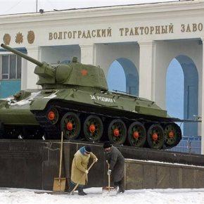 Οι Ρώσοι σκέφτονται να ονομάσουν και πάλι το Βόλγκογκραντ,Στάλινγκραντ