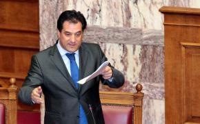 Νέος κοινοβουλευτικός εκπρόσωπος της ΝΔ ο ΆδωνιςΓεωργιάδης