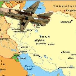 Τουρκία: Περίεργη παραβίαση ιρανικού στρατιωτικούα/φους