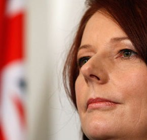 J. Gillard προς μουσουλμάνους: «Αν ο Θεός μας σας ενοχλεί να φύγετε να πάτε αλλού εμείς δεναλλάζουμε»