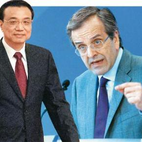 ΣΤΙΣ 19-21 ΙΟΥΝΙΟΥ Ο Κινέζος πρωθυπουργός στηνΑθήνα