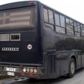Λεωφορεία γιοκ για το ΠΝ που δίνει 72000 για την μεταφορά του προσωπικού τουΣκαραμαγκά
