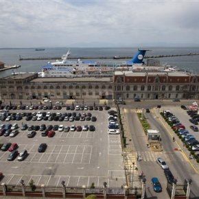 Οκτώ οι ενδιαφερόμενοι για το λιμάνι της Θεσσαλονίκης.Πέντε σχήματα πέρασαν στην δεύτερη φάση του διαγωνισμού τουΟΛΠ