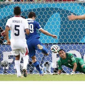 Mουντιάλ 2014: Ελλάδα – Κόστα Ρίκα (1-1 και στην παράταση) αλλά 3-5 στα πέναλτι.Κρίμα, άδικο αλλά περήφανος αποκλεισμός της Εθνικής – Η Κόστα Ρίκα θα αντιμετωπίσει την Ολλανδία για την πρόκριση στους«4»