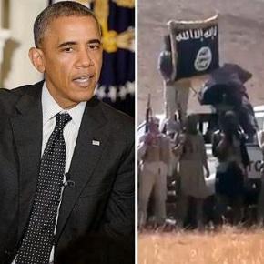 ΞΕΔΙΑΝΤΡΟΠΟΣ ισλαμιστής ο Ομπάμα ζητά μισό δις δολάρια για την εκπαίδευση των ανταρτών στηΣυρία