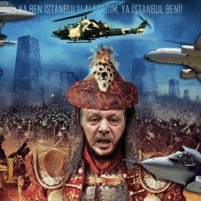 Το (υπερφιλόδοξο) γιγάντιο σχέδιο του Ταγίπ Ερντογάν που οδηγεί στην κατάρρευση ή τηγιγάντωση