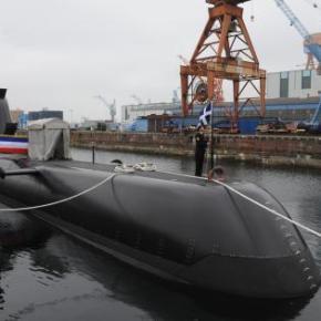 Και όμως, η υποβάθμιση της υπεροπλίας του πολεμικού ναυτικού στο Αιγαίο εξαρτάται απο την Γερμανία και την «ΤhyssenKrupp»
