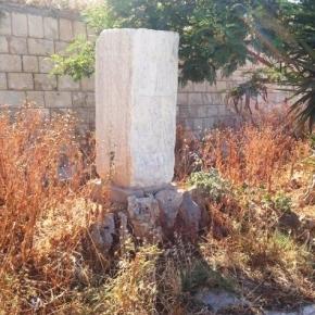 Φωτορεπορτάζ:Δείτε τα χάλια του μνημείου για τους Κρήτες πεσόντες στη Κύπρο το1974!