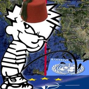 Η Τουρκία αποθρασύνεται στο Αιγαίο: Από τη ΝΟΤΑΜ 714 έφτασε να «εισβάλει» δυτικά του 25ουΜεσημβρινού
