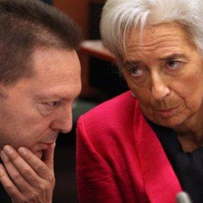 Τι συζήτησε ο Στουρνάρας με Λαγκάρντ-Τόμσεν στο Παρίσι Ο υπ. Οικονομικών είχε μυστική συνάντηση με τη γενική διευθύντρια του ΔΝΤ και τον επικεφαλής της αποστολής του Ταμείου στηνΕλλάδα