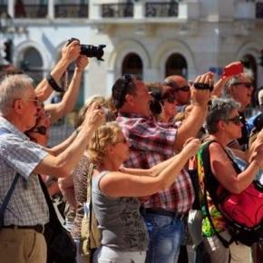 Τουρισμός: Γεμάτη η Αθήνα για πρώτη φορά μετά τηνΟλυμπιάδα