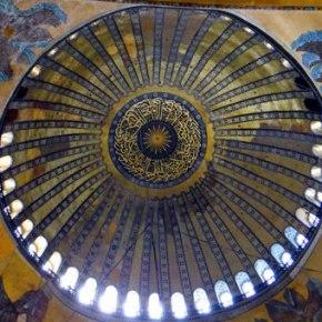Φανερώνεται ο Παντοκράτορας στην Αγία Σοφία; – Τι λέει ηπροφητεία
