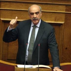 Ευ. Μεϊμαράκης: Δεν παίρνω τίποτα πίσω από όσα έχωπει