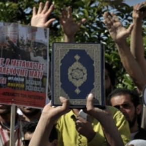Ετοιμάζουν προβοκάτσια ισλαμιστές καιισλαμόφιλοι;;