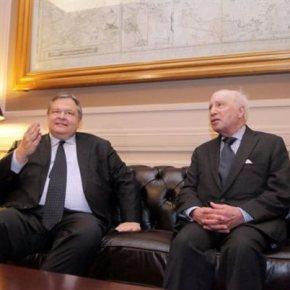 Βενιζέλος: Αποφασισμένη η κυβέρνηση για την ονομασία τηςπΓΔΜ
