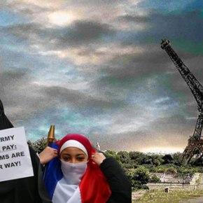 Σοκ από τα σχέδια Γάλλων ισλαμιστών, εδώ τικάνουν;