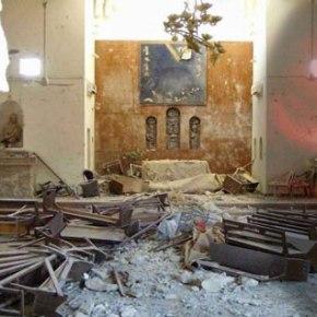 Ιράκ: Πρώτη φορά μετά από 1.600 χρόνια χωρίς χριστιανική λειτουργία στη Μοσούλη[εικόνες]