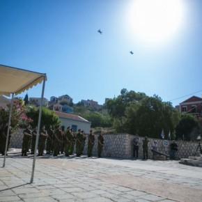 Τα «φτερά» της ΠΑ στο Καστελόριζο με ύποπτα δημοσιεύματα στην Αθήνα να θέλουν να τα«κόψουν»