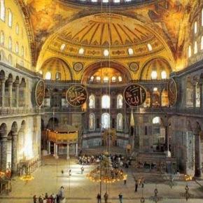 Κωνσταντινούπολη: Η Αγία Σοφία σετζαμί