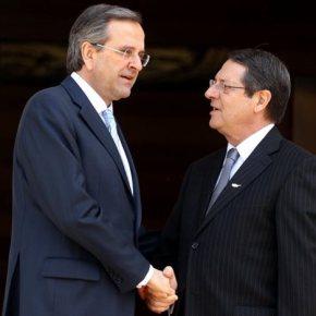 Ουάσιγκτον καλεί Λευκωσία Στην Αθήνα τη Δευτέρα ο κύπριος πρόεδρος Ν.Αναστασιάδης