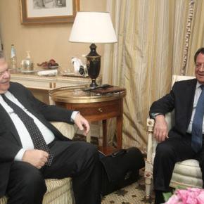 Ο πρόεδρος Αναστασιάδης ενημέρωσε τους πολιτικούς αρχηγούς Ανησυχία ελληνικών κομμάτων για την τουρκική αδιαλλαξία στοΚυπριακό