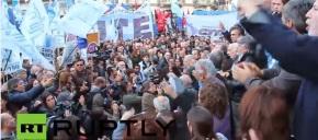 Οι υπερήφανοι Αργεντίνοι στους δρόμους! «Είμαστε πατρίδα και όχι αποικία» –ΒΙΝΤΕΟ