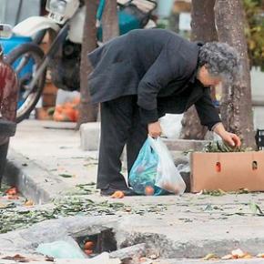 Τέσσερα εκατομμύρια Ελληνες κάτω από το όριο τηςφτώχειας!