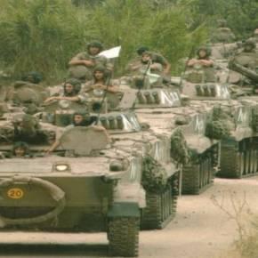 Τα τουρκικά κατοχικά στρατεύματα στην Κύπρο και η ΕθνικήΦρουρά