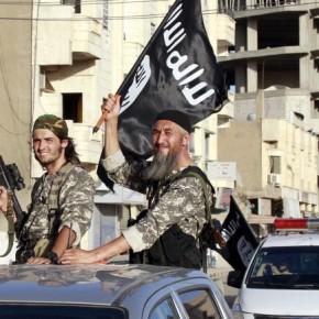 Το χαλιφάτο ύψωσε σημαία στα τουρκικάσύνορα