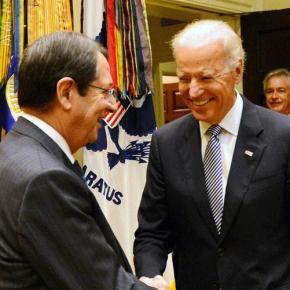 Κύπρος: Νέα επικοινωνία Αναστασιάδη –Μπάιντεν