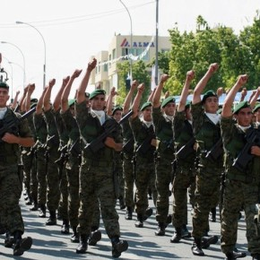 Για κάθε εθνοφρουρό αναλογούν 3.4 Τούρκοι στρατιώτες-Η ΕΦ διαθέτει συνολικά 395 τεθωρακισμένα οχημάτωνμάχης