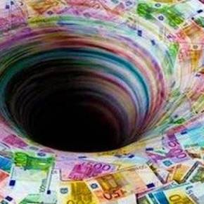 ΠΟΥ ΠΑΜΕ;  Ξέφρενη πορεία του χρέους: Μπήκαμε στο Μνημόνιο με 124% χρέος και το πήγανε στο174%
