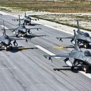 H αναβάθμιση των F-16 της ΠολεμικήςΑεροπορίας