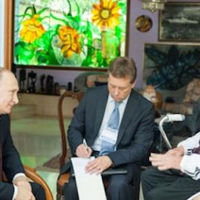 Ευτυχώς, ο Πούτιν είναι σοβαρότερος από τους εν Ελλάδι θαυμαστέςτου…
