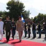 Επίσημη επίσκεψη του Βρετανού Α/ΓΕΕΘΑ στην Αθήνα(ΦΩΤΟ)