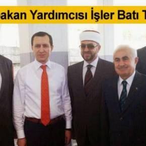 Περιοδεία του αντιπροέδρου της τουρκικής κυβέρνησης στην Θράκη με τις ευλογίες της προδοτικήςσυγκυβέρνησης