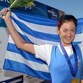 Ασημένια η Κατερίνα Νικολαΐδου στο Παγκόσμιο Κύπελλοκωπηλασίας