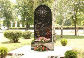 Νέα πρόκληση των Σκοπιανών: Έστησαν μνημείο με τη «μεγάληΜακεδονία»!